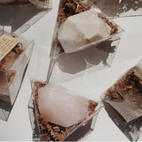 Soap | Rose Quartz Full Moon Charged Crystal Soap