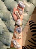 Blue Kyanite | Raw | Reiki + Full Moon Charged