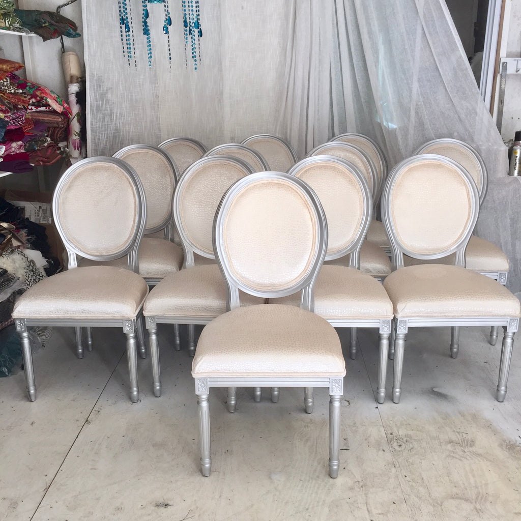 About A Chair 12 Side Chair.Silver Velvet French Louis Xvi Dining Chairs Velvet Side Chairs Set Of 12