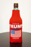No More Bullshit Trump Bottle Koozie