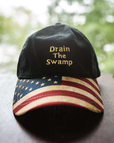 Drain The Swamp Hat