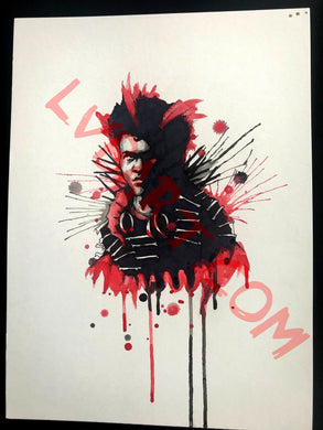 Rufio 11x15 ORIGINAL Artwork