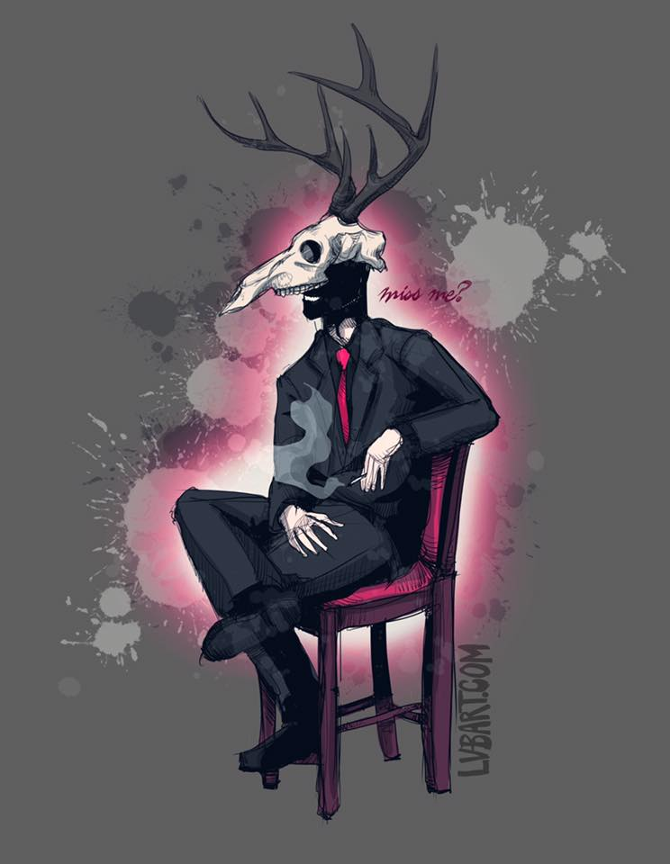 Deer Daddy Series 2: Miss Me Fine Art Print