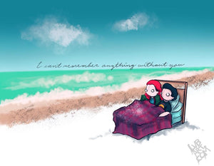 Eternal Sunshine Life Fine Art Print