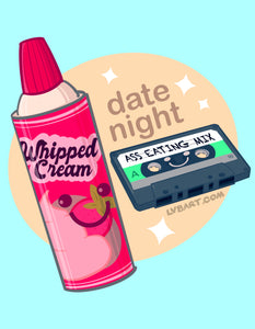 Date Night Fine Art Print
