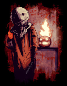 Trick R Treat Fine Art Print