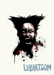 Weapon X Fine Art Print