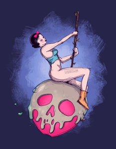 Wrecking Ball Fine Art Print