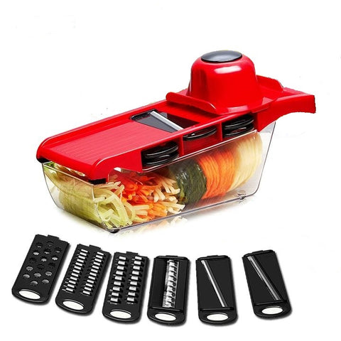 6 in 1 Vegetable Cutter