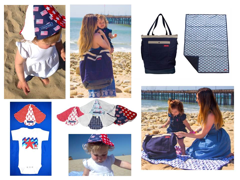 Fun 4th of July Baby and Family Items
