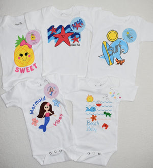 Adorable Onesies for Adorable Babies