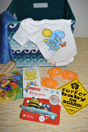 Cute and Creative Themed Baby Gift Baskets