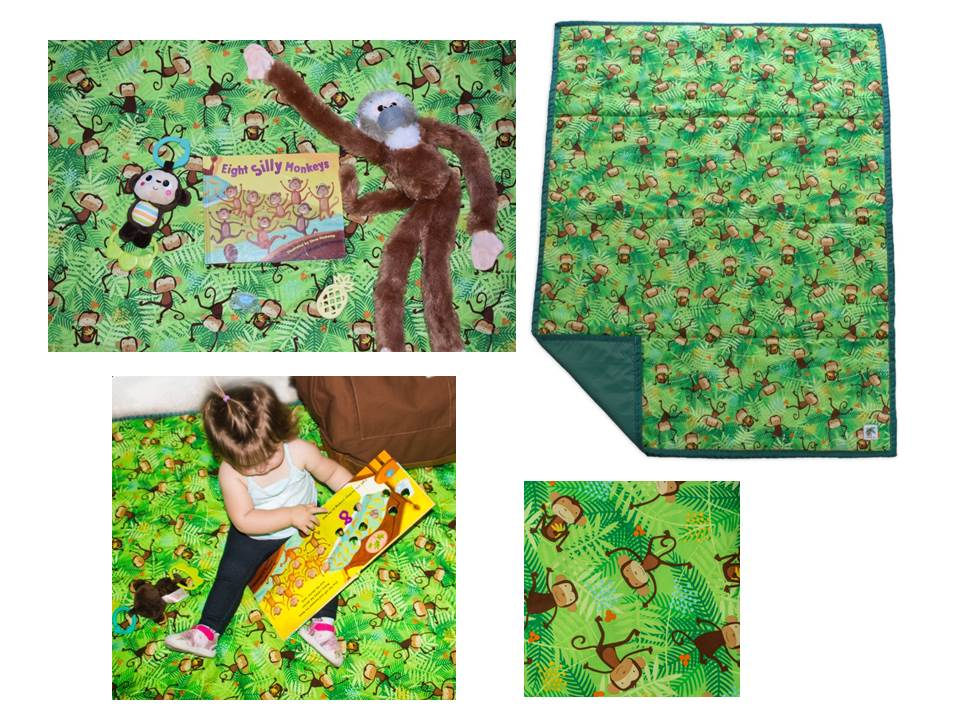 monkey toddler gift