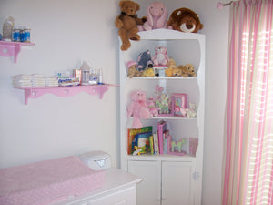 Getting the Nursery Ready for Baby