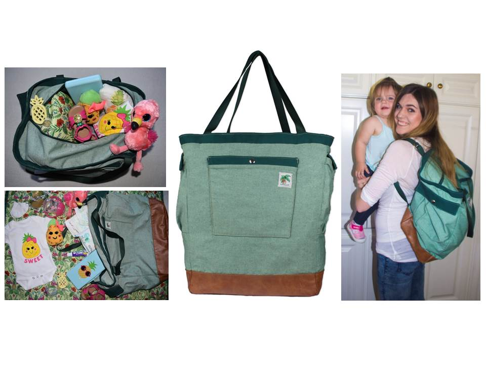 much more than a diaper bag