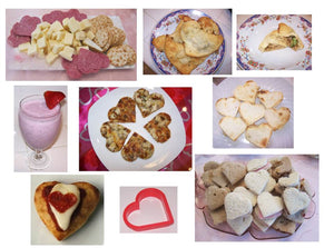 Family Fun Foods for Valentine's Day