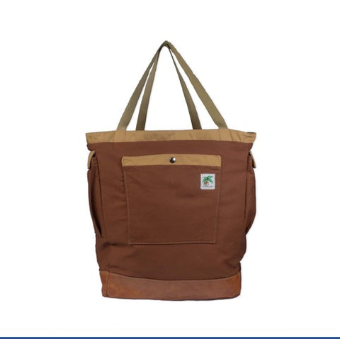 brown diaper bag for dad