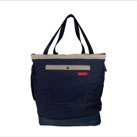 navy diaper bag for dad
