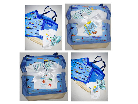 blue baby gifts