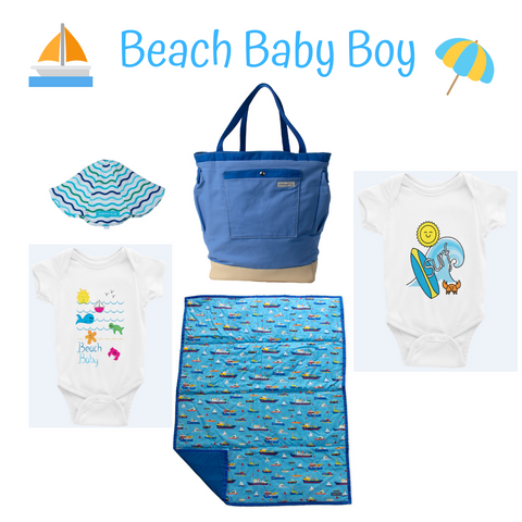 beach baby boy collection