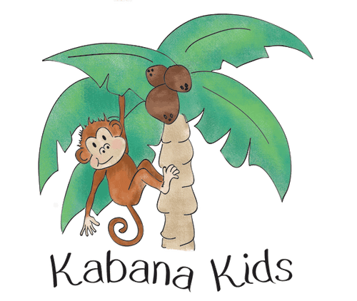 kabana kids beachy products for babies, kids, families, travelers