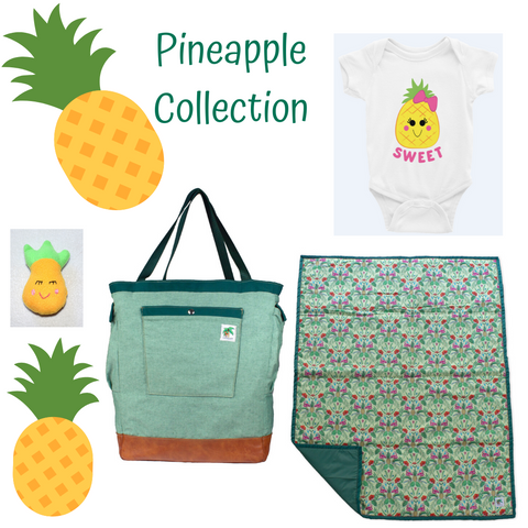 pineapple baby collection