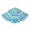 blue beach baby sun hat