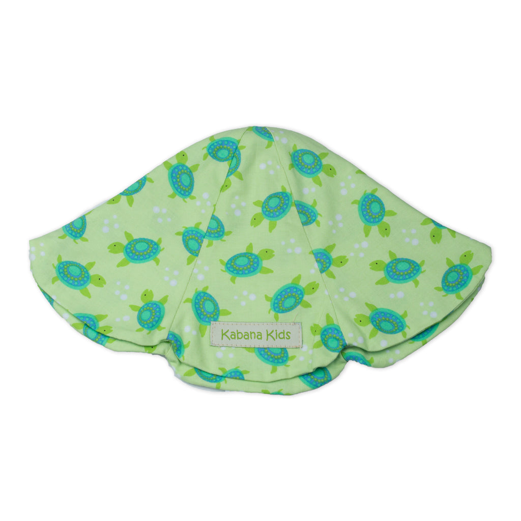 sea turtle baby hat