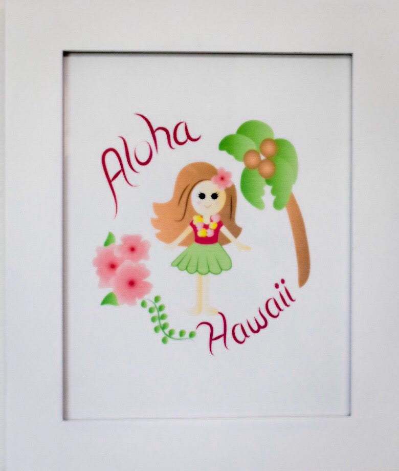 Printable - Aloha Hawaii Digital Download
