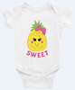 Wholesale Beachy Baby Bodysuits