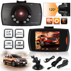 Camera auto Full HD 1080P, DVR LCD, Night Vision G-Sensor STOC LIMITAT
