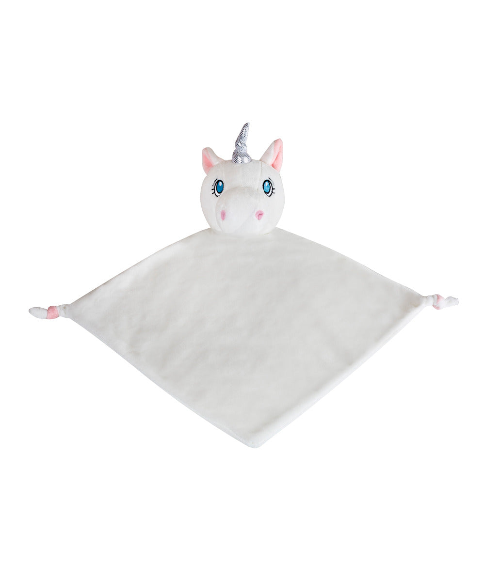 White Unicorn comforter - D'lighted