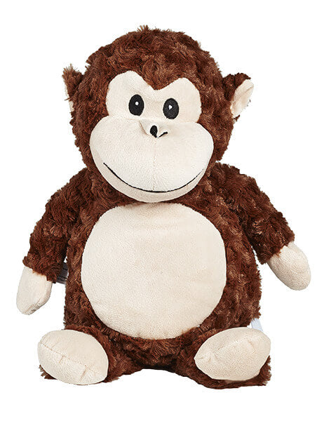 Personalised Teddy - Monkey - D'lighted