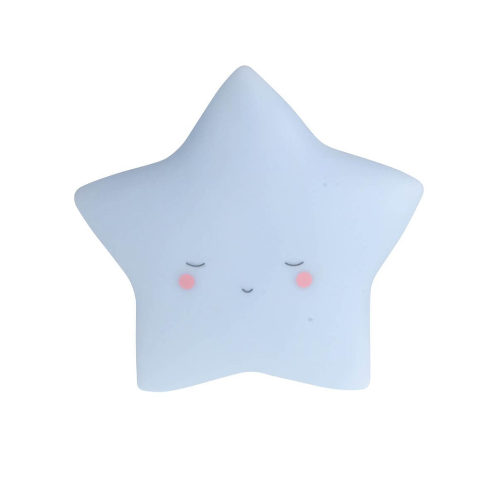 Little Dreams Star - Baby Blue - D'lighted