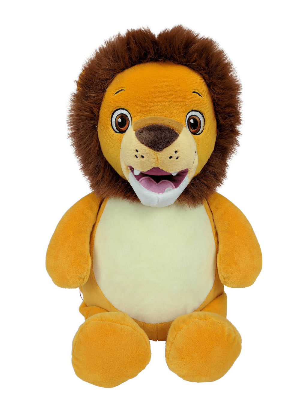 Personalised Teddy - Signature Lion - D'lighted