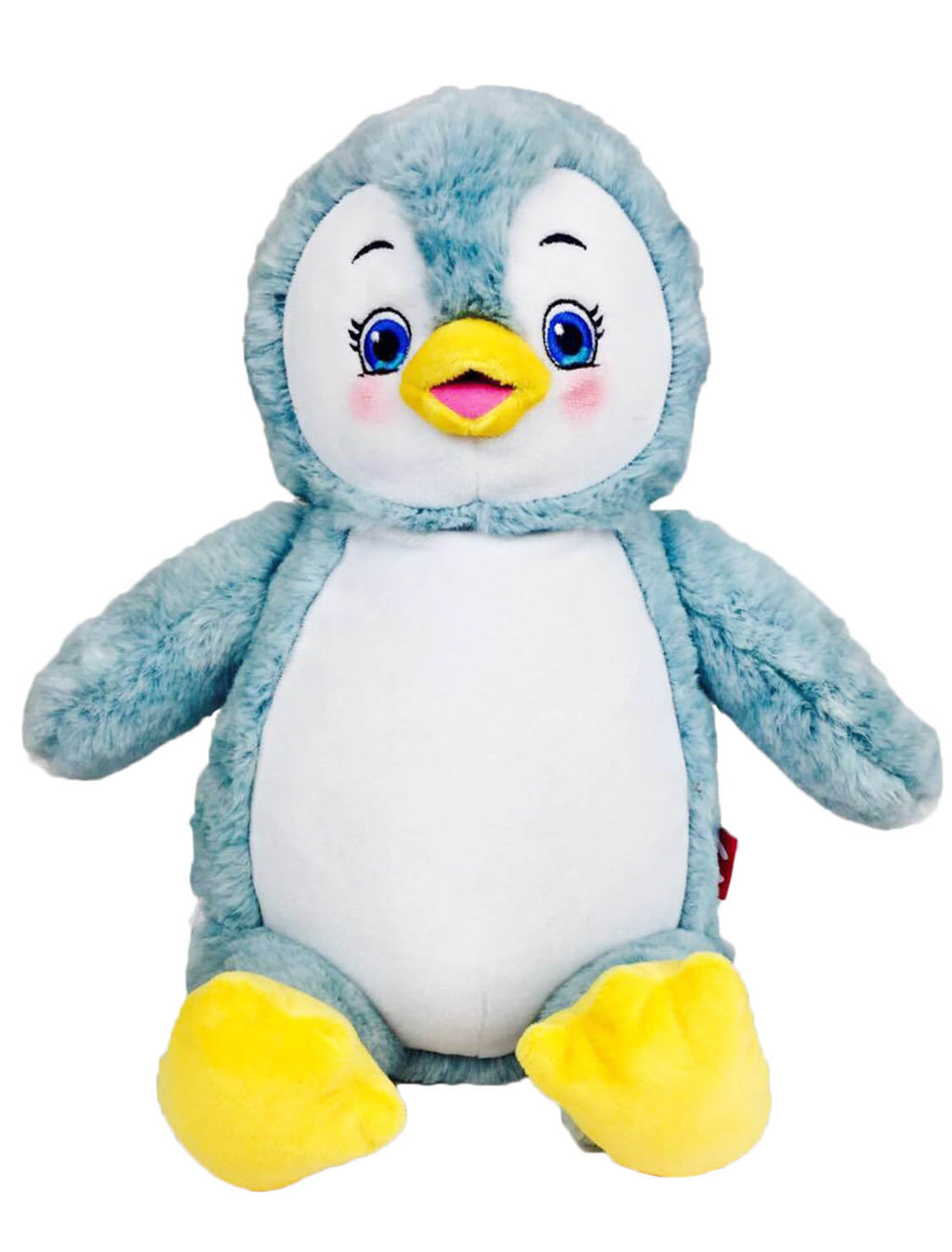 Personalised Teddy - Signature Penguin - D'lighted