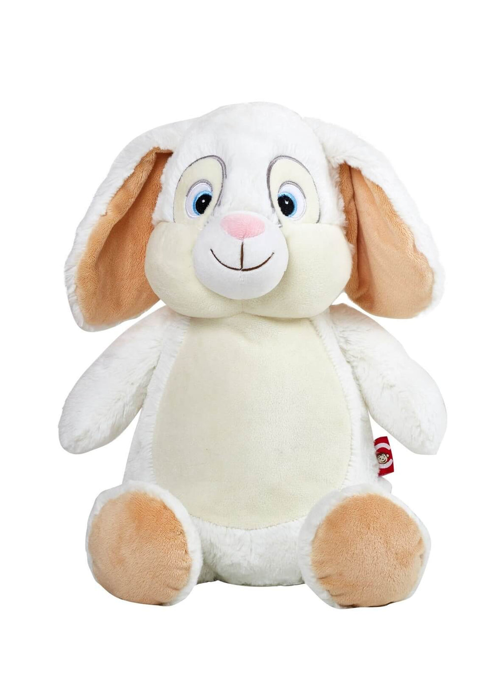 Personalised Teddy - Bunny White - D'lighted