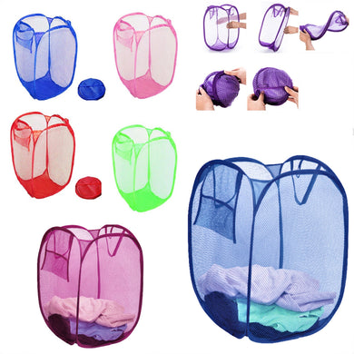 Foldable Popup Laundry Basket
