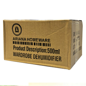 Ariana Homeware® Hanging Wardrobe Dehumidifiers