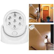 Load image into Gallery viewer, Wireless LED Motion Sensor Light