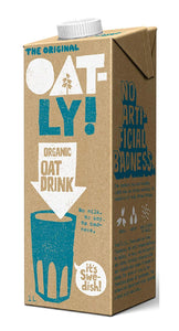 Oatly Organic Oat Drink