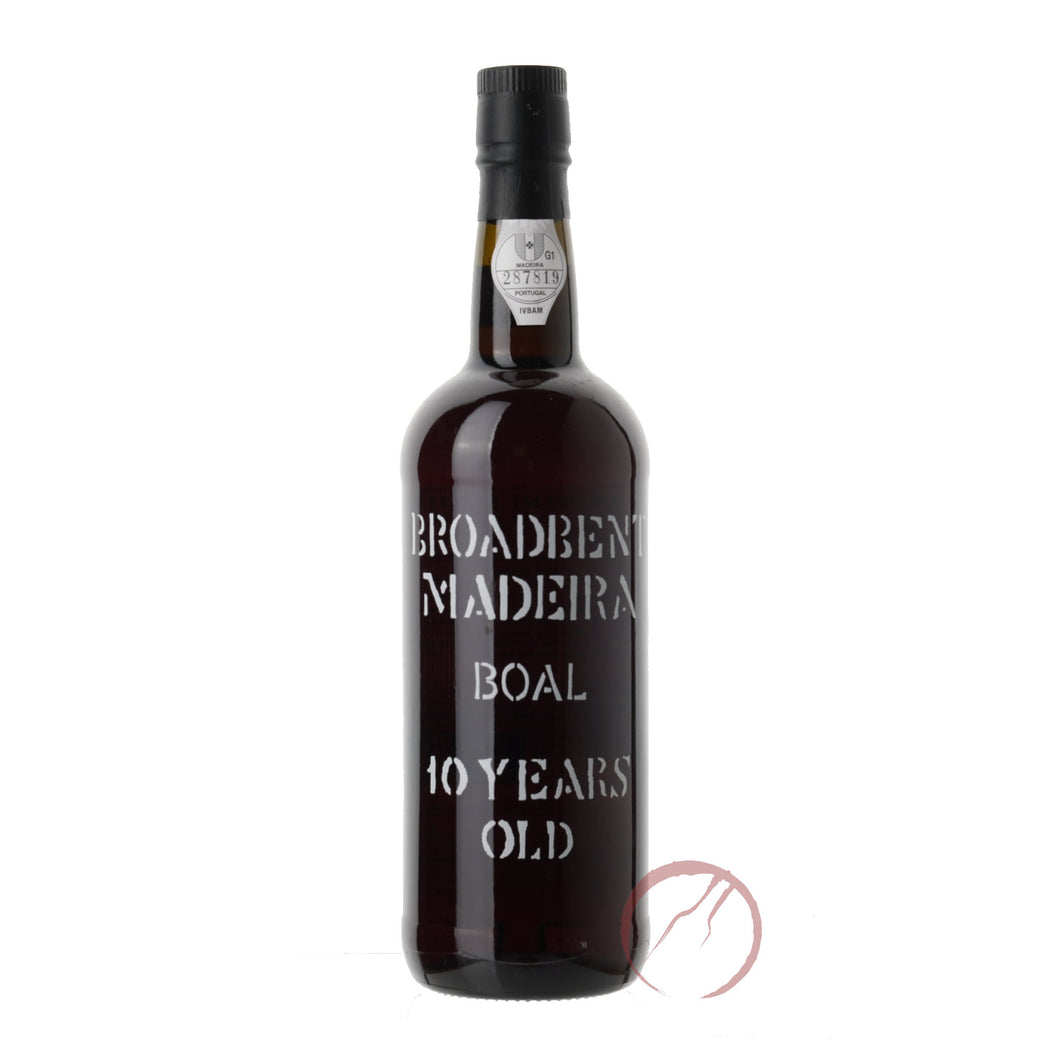 Broadbent Madeira Boal 10 Years Old