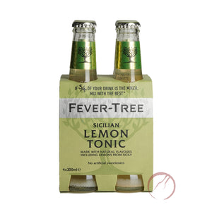 Fever Tree- Sicilian Lemon Tonic