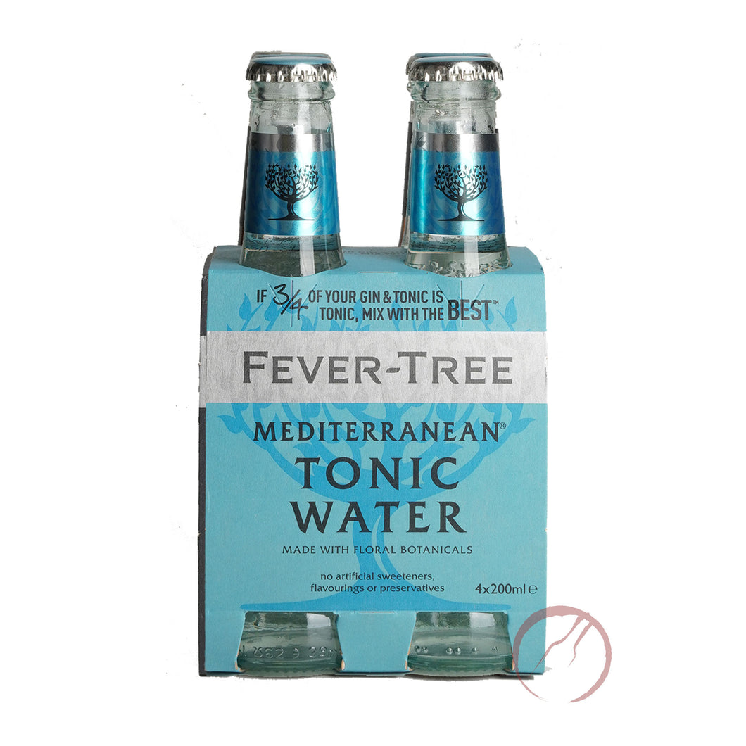 Fever Tree- Mediterranean Tonic Water