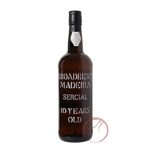 Broadbent Madeira Sercial 10 Years Old