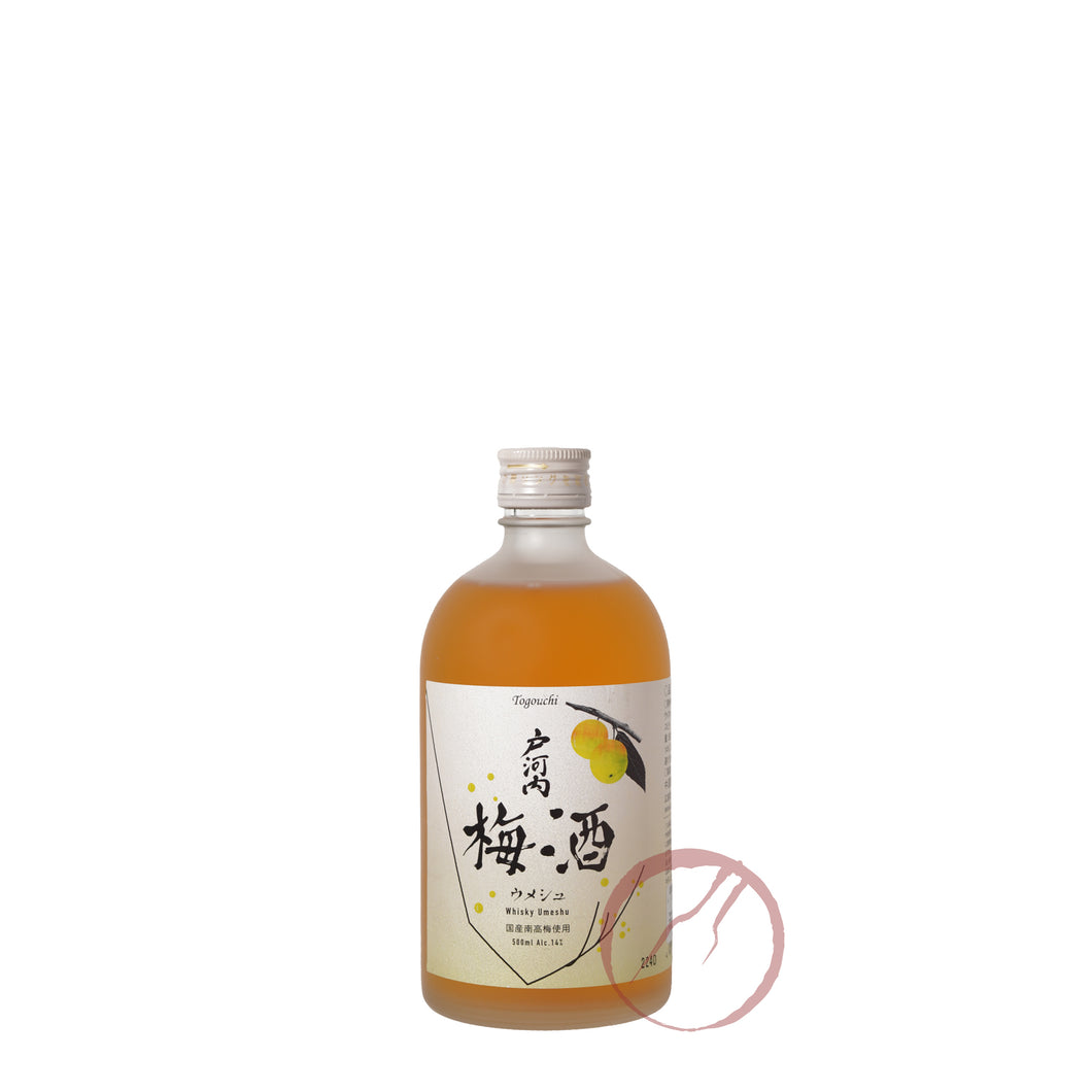 Togouchi Whisky Umeshu 500 ml