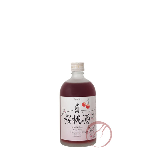 Togouchi Whisky Cherry Liqueur 500 ml