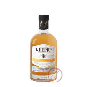 Keepr's Classic London Dry Gin British Honey 700ml