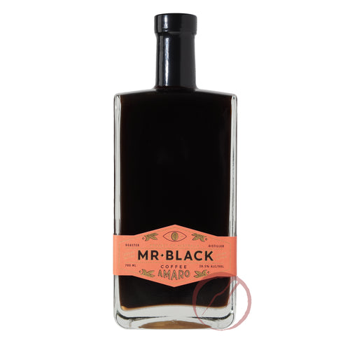 Mr Black Coffee Amaro 700ml