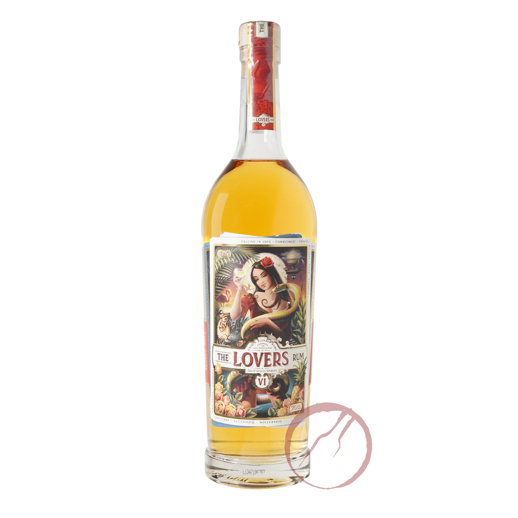 The Lovers Rum 700ml